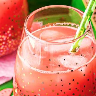Watermelon Rum Punch.
