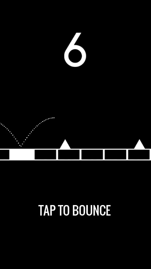 Wire Bounce- screenshot