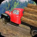 Russian Car Truck Driver icon