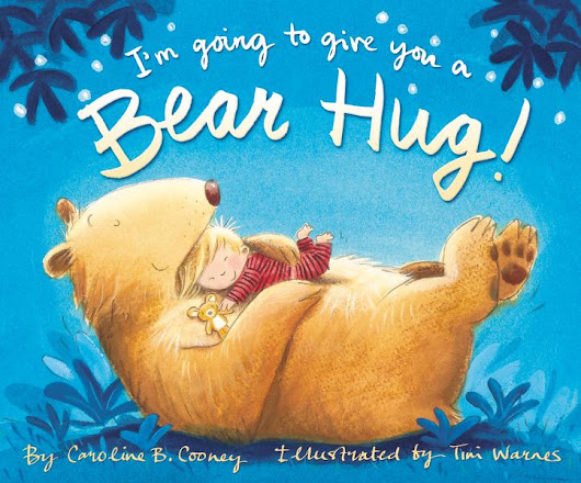 I'm Going to Give You a Bear Hug! by Caroline B. Cooney Review & Giveaway