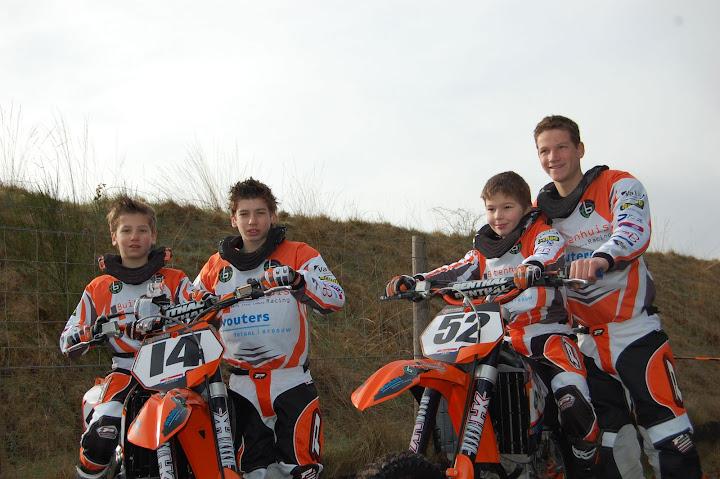 Buitenhuis Racing Team teamfoto's