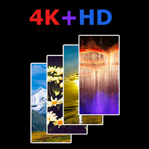Tải 4K+HD Wallpapers APK