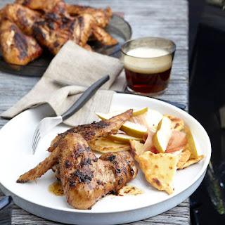 Oven Beercan Chicken.