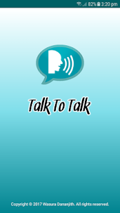 TalkToTalk - náhled