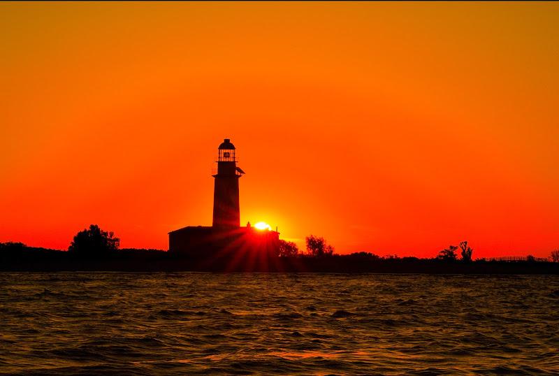 Quella magia del tramonto di Claudio Tenca