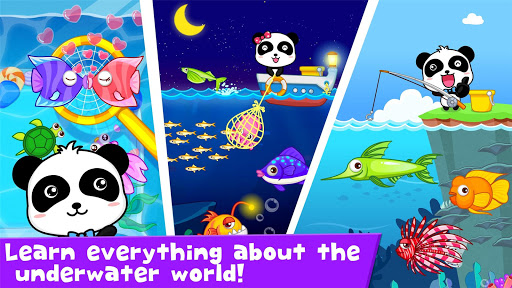 Happy Fishing: game for kids 8.22.00.00 screenshots 4