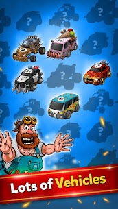 Battle Car Tycoon Idle Merge games mod 2