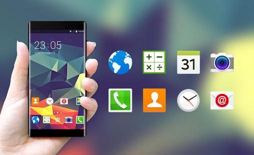 Theme for Intex Cloud Glory 4G - náhled
