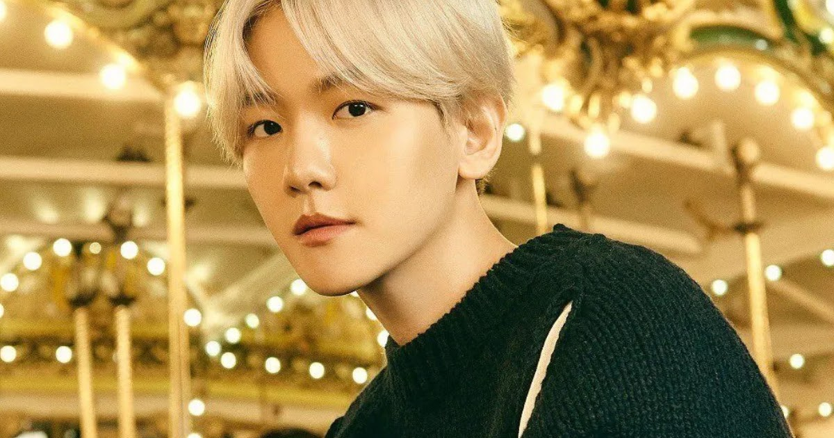 EXO's Baekhyun Announces That He Will Be Enlisting In The Military In April  - Koreaboo