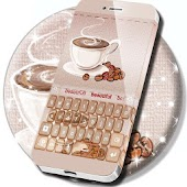 Coffee Beans Keyboard