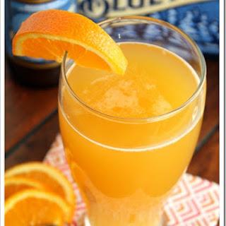 Citrus Beer Cocktail.