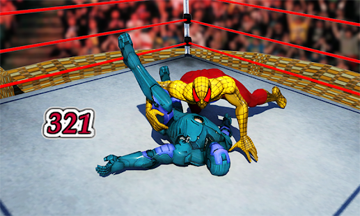 [Download Grand Superheroes Ring Battle for PC] Screenshot 2