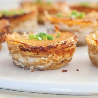 Individual Potato Gratins.