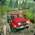 Muddy Offroad Truck Driving Adventure: Pro Trucker icon