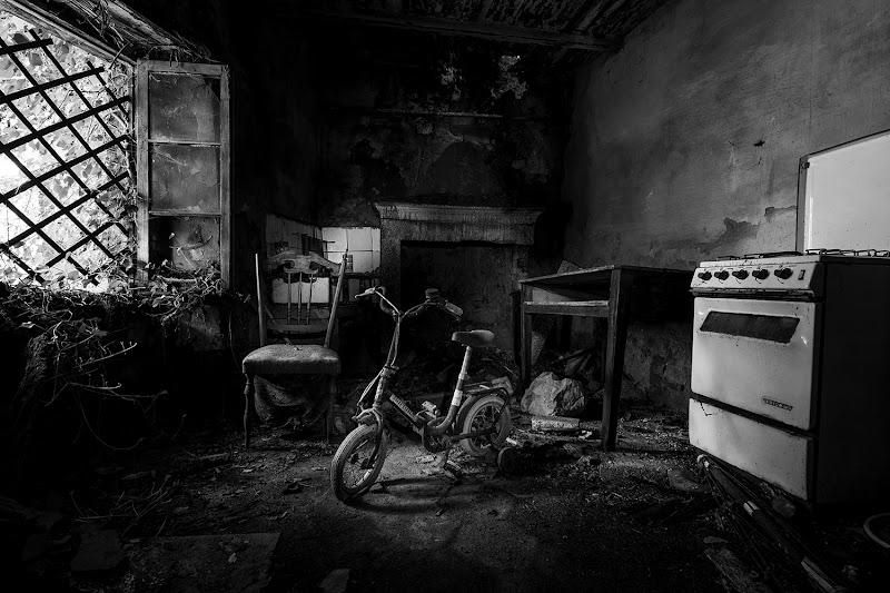 L'ultima pedalata di LucaMonego