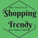 Shopping Trendy | Online Shopping app  Fashion App icon