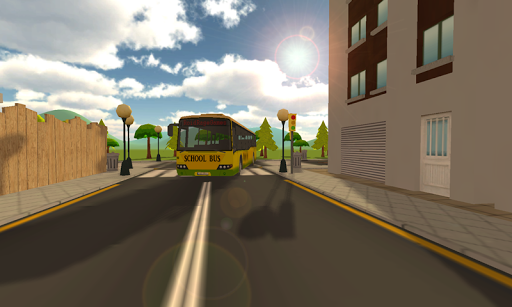 Russian School Bus Simulator