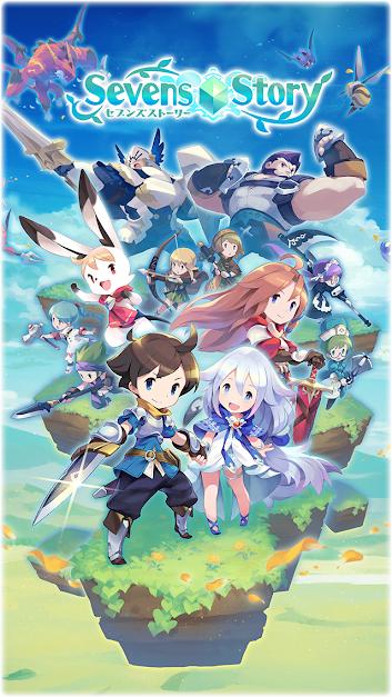 セブンズストーリー poster