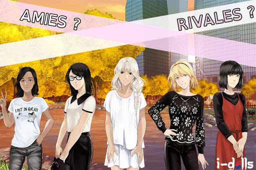 I-Dolls - Otome Game (Jeu entiu00e8rement gratuit) filehippodl screenshot 4