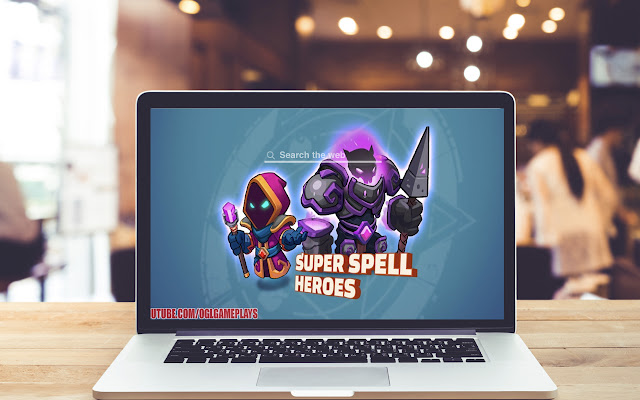 Super Spell Heroes HD Wallpapers Game Theme