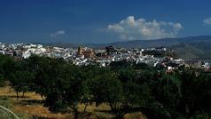 El municipio de Fiñana.