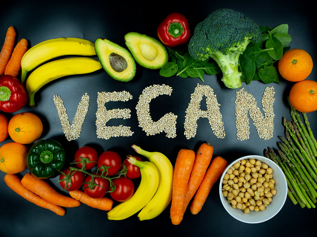 Vegan Food Sources