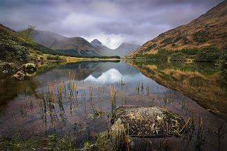 Photo: Glen Etive, Scotland