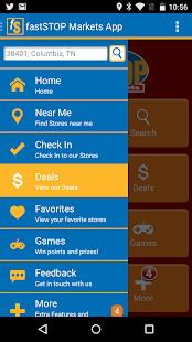 Fast Stop Markets App- screenshot thumbnail