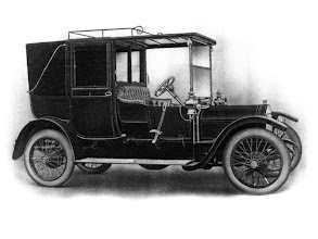 Photo: 1911 Wolseley Single Landaulette. Fitted to 16/20 and 20/28