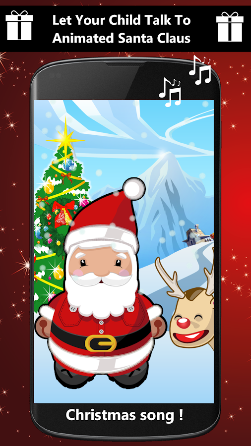 Call Santa Claus - Animated- screenshot