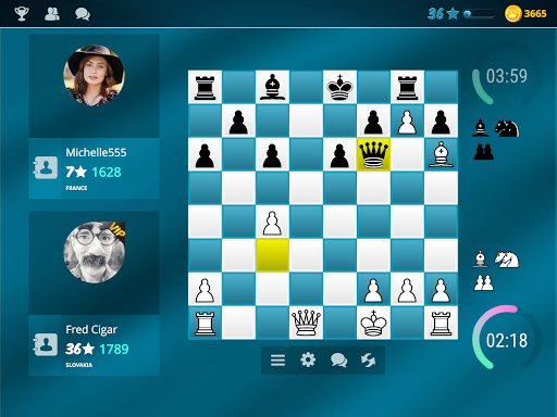 Chess Online - screenshot