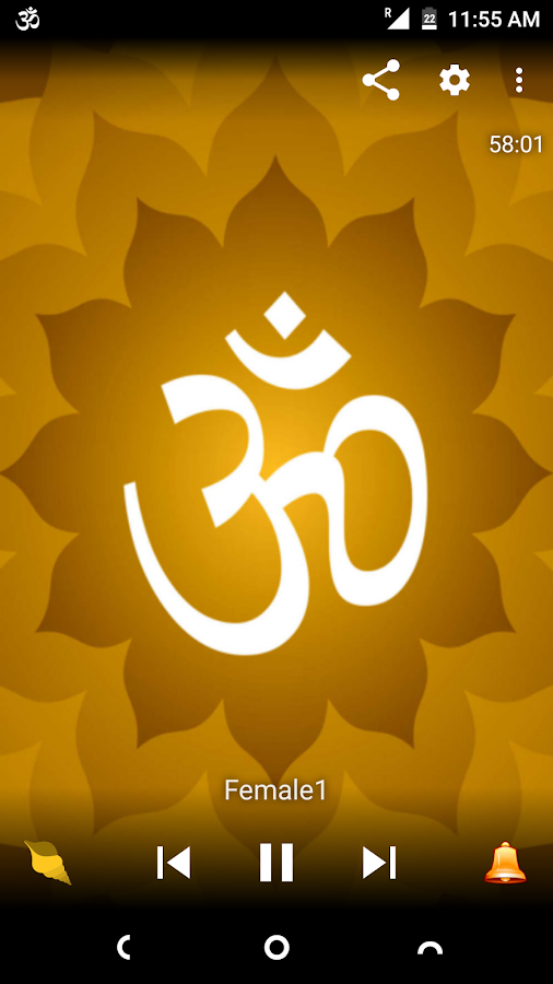 Om Chants Meditation Hd Android Apps On Google Play