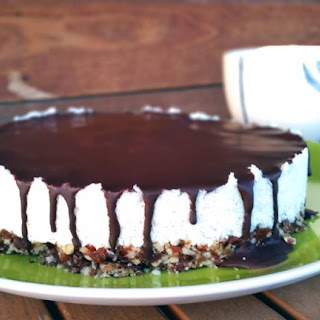 Raw Vegan Bounty Cake