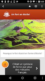 Visite guidée du fort Beauséjour - náhled