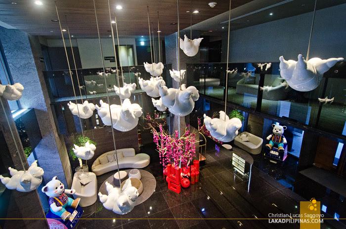 Taipei Westgate Hotel Lobby