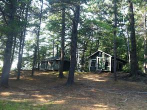 Photo: Juniors cabins