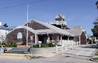 Photo: North Carolina Maritime Museum on Front Street. Beaufort museum: http://www.ncmaritimemuseum.org/beaufort.html