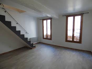 Appartement 2 pièces 75,62 m2