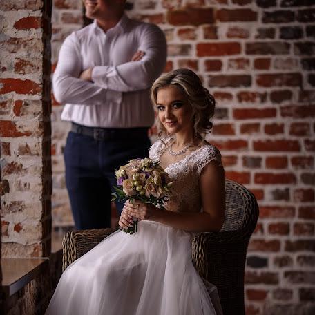 Wedding photographer Kuznecov Aleksandr (kuznetsovph). Photo of 01.12.2017