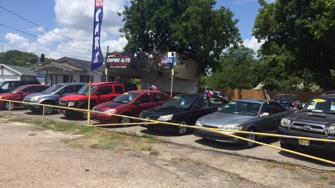 Empire Auto Sales >> Empire Auto Sales Used Car Dealer In Austin