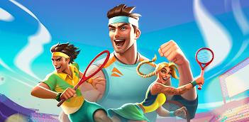 Jouez à Tennis Clash: 3D Sports - Free Multiplayer Games sur PC, le tour est joué, pas à pas!