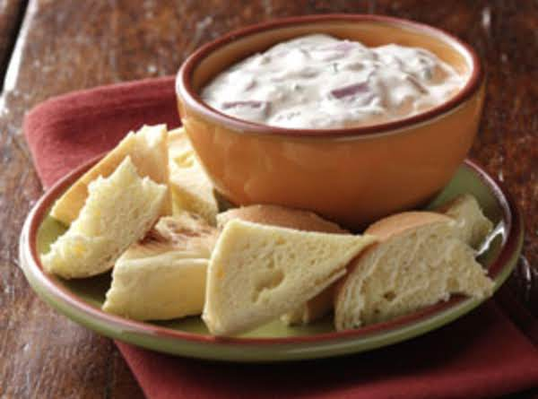 Corned Beef Bread Dip Recipe