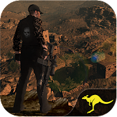Desert Sniper Invisible Killer: Assassin Shooter