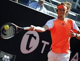 Alexander Zverev knokt zich na spannende strijd naar halve finale in Rome