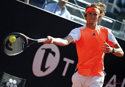 David Goffin connaît son adversaire en quart de finale du tournoi de Rome