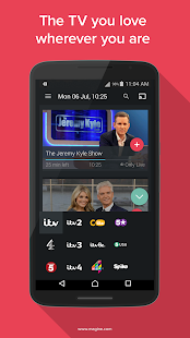 Magine TV- screenshot thumbnail