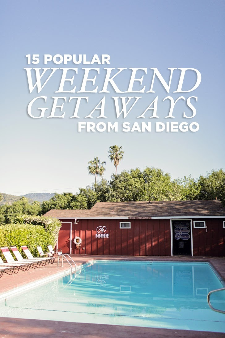 15 Por Weekend Trips From San Go