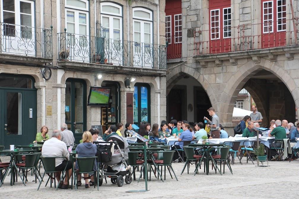 Restaurante Buxa, Guimarães