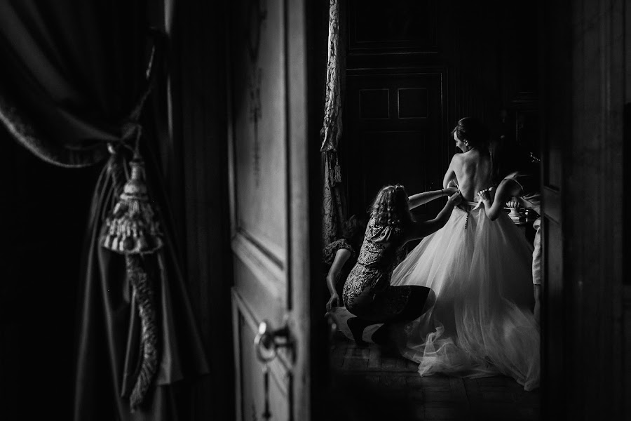 Wedding photographer David Pommier (davidpommier). Photo of 03.05.2017