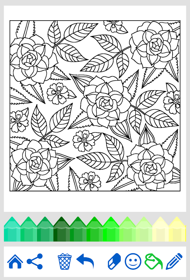 good adult coloring apps for windows